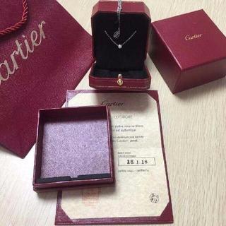 Cartier - Cartier/カルティエ ダイヤモンド ネックレス