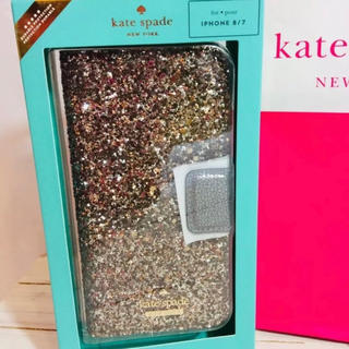 kate spade new york - 新品 Kate spade New York ケイトスペード iPhoneケース