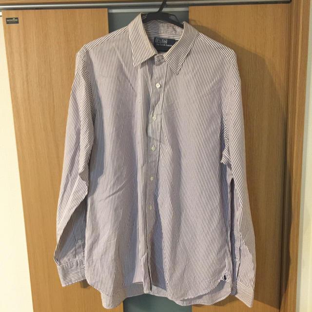 POLO RALPH LAUREN(ポロラルフローレン)のpolo RALPH LAUREN メンズストライプシャツ メンズのトップス(シャツ)の商品写真