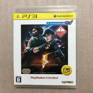 プレイステーション3(PlayStation3)のバイオハザード5 オルタナティブ エディション PlayStation 3 th(家庭用ゲームソフト)