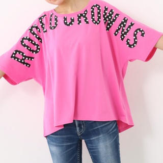 RODEO CROWNS WIDE BOWL - ロデオクラウンズ  Tシャツ 新品 タグ付