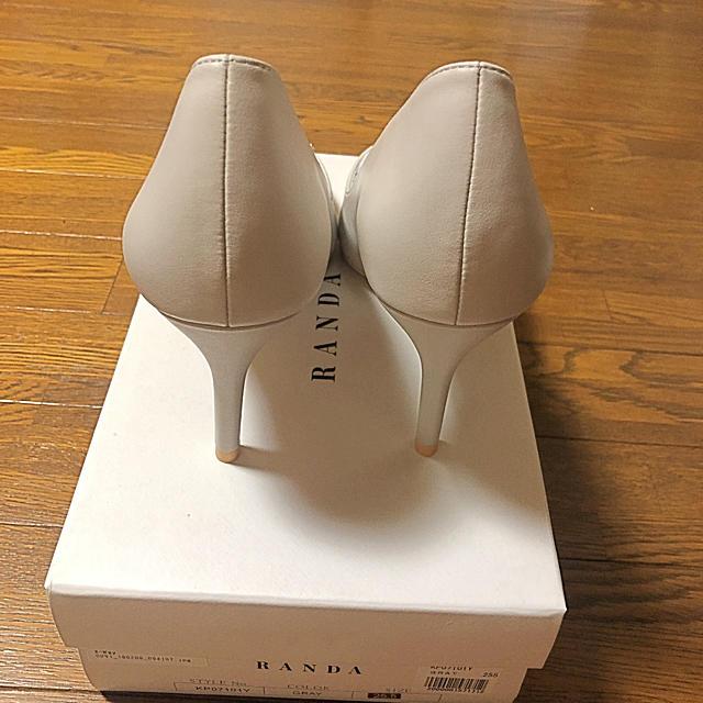 RANDA(ランダ)のRANDA パンプス レディースの靴/シューズ(ハイヒール/パンプス)の商品写真
