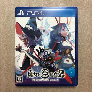 プレイステーション4(PlayStation4)の魔女と百騎兵2 通常版(家庭用ゲームソフト)