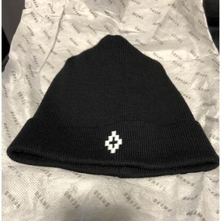 マルセロブロン(MARCELO BURLON)のマルセロバーロン MARCELO BURLON ニット帽  ビーニー(キャップ)