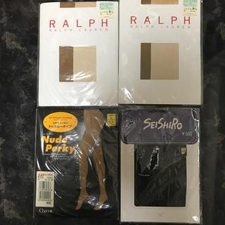 ラルフローレン(Ralph Lauren)のパンスト 計4足(タイツ/ストッキング)