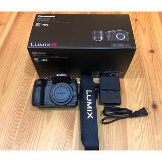 Panasonic - Panasonicミラーレス一眼カメラ ルミックス GH4 ボディDMC-GH4