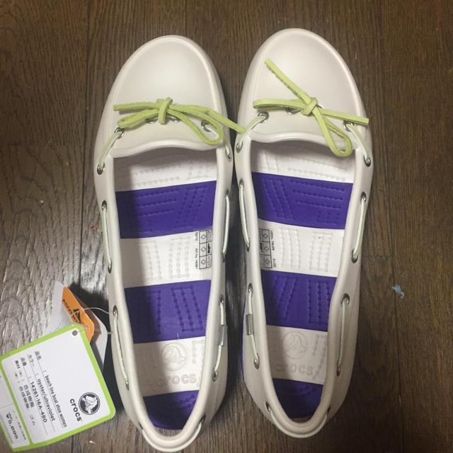 crocs(クロックス)のクロックス 靴 レディースの靴/シューズ(スニーカー)の商品写真