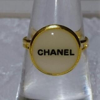 CHANEL - CHANEL リング