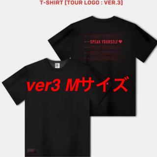 防弾少年団(BTS) - bts 防弾少年団 tシャツ ver3 Mサイズ