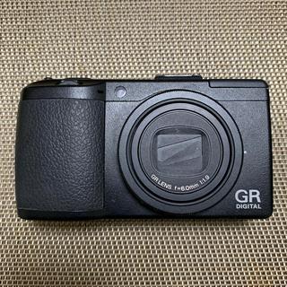 リコー(RICOH)の【美品】RICOH GR digital3(コンパクトデジタルカメラ)