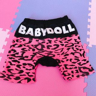 BABYDOLL - BABYDOLL ⋆ 豹柄ハーフパンツ