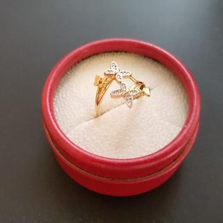 純金(22金)デザインリング(リング(指輪))