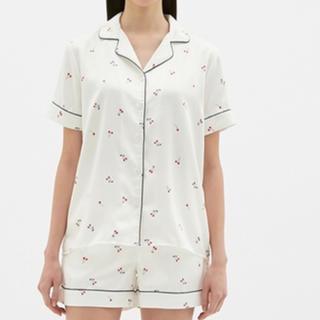 GUさくらんぼパジャマ
