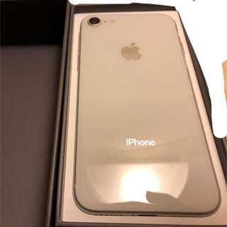 iPhone - iPhone8 64GB Silver
