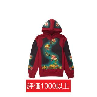 シュプリーム(Supreme)のSupreme Jean Paul Gaultier Hooded 赤L(パーカー)