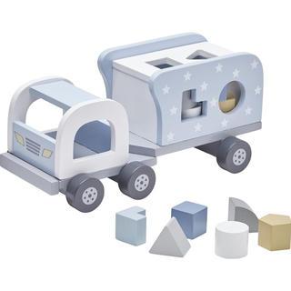 ブリオ(BRIO)の★Kid's Concept★キッズコンセプト 型はめトラック 車のおもちゃ(積み木/ブロック)