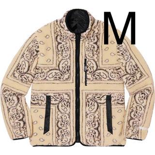 Supreme - Mサイズ Supreme Reversible Bandana Fleece
