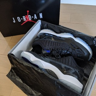 NIKE - Nike Air Jordan 11 Low IE Space Jam 27cm