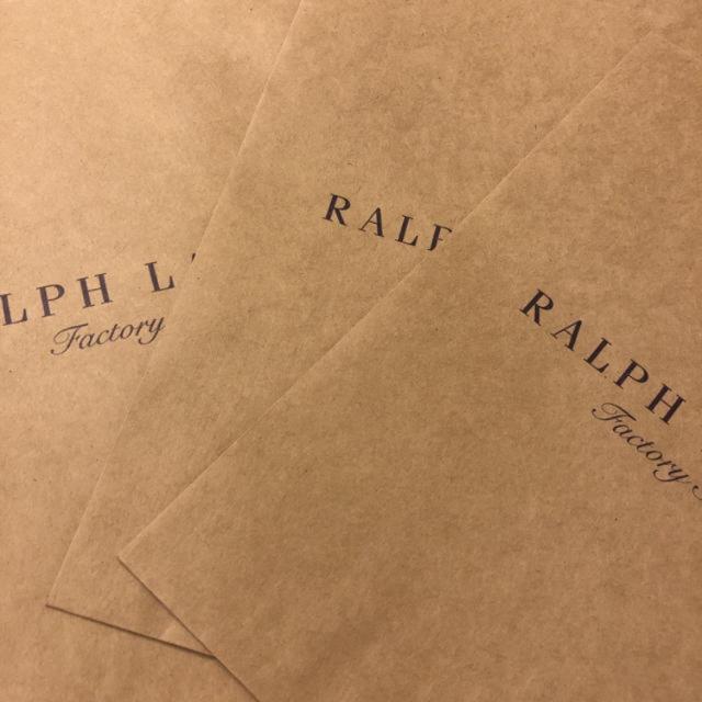 Ralph Lauren(ラルフローレン)のラルフローレン  タオルハンカチ  3枚セット レディースのファッション小物(ハンカチ)の商品写真