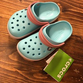 crocs - 新品未使用○クロックス○18㎝