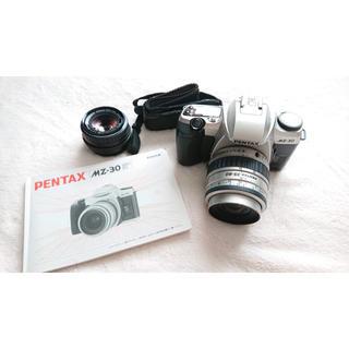 PENTAX - Pentax MZ-30、FA35-80 f4-5.6、m50 F1.7