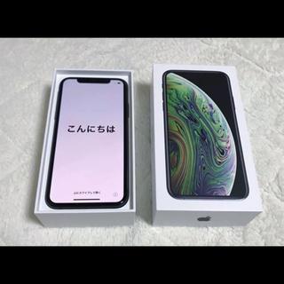 iPhone - 【美品】iPhoneXs Space Gray 256GB 国内版SIMフリー