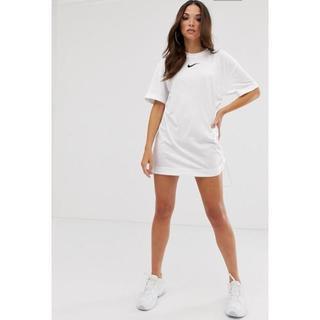 NIKE - Sサイズ NIKE ナイキ シャーリング ロゴTシャツ ホワイト