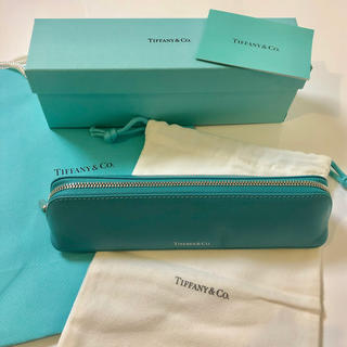 ティファニー(Tiffany & Co.)のTIFFANY&Co. ティファニーブルー ペンケース(ペンケース/筆箱)