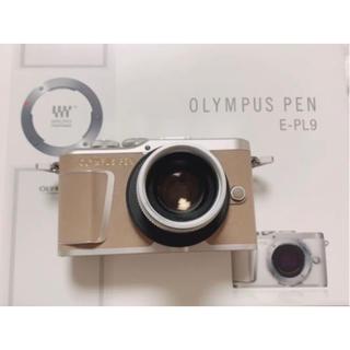 OLYMPUS - OLYMPUS PEN E-PL9