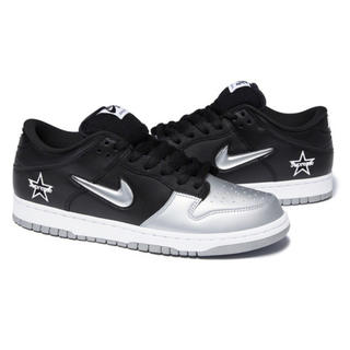 シュプリーム(Supreme)のSupreme / Nike SB Dunk Low Black 27.0cm(スニーカー)