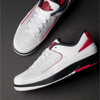NIKE - NIKE air jordan2 Retro low Chicago 28.0