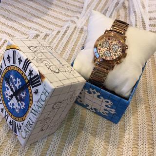 カプリウォッチ(CAPRI WATCH)の✴︎お値下げ✴︎【新品未使用】カプリウォッチ イタリア 限定 レディース 時計(腕時計)