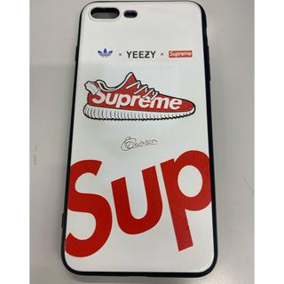 Supreme - iPhone 7 plus用 supreme x adidas  ソフトカバー