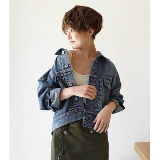 TODAYFUL - 新品♡cuffstrap denim jacket 38♡