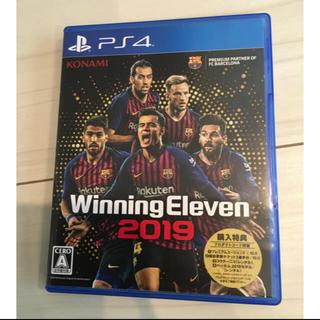 PlayStation4 - ウイニングイレブン 2019 PS4 ウイイレ