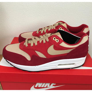 ナイキ(NIKE)の新品 Nike AIR MAX 1 premium retro 28 curry(スニーカー)