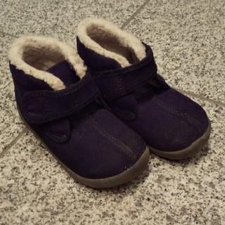 ムジルシリョウヒン(MUJI (無印良品))の無印 ボアスエードブーツ(ブーツ)