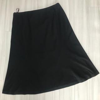 ニジュウサンク(23区)の23区 スカート 大きいサイズ 48 19号 スーツ(ひざ丈スカート)