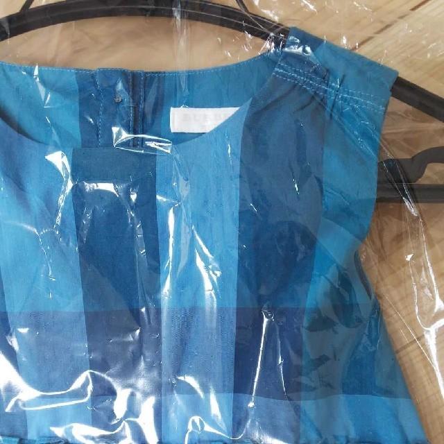 BURBERRY(バーバリー)のクリーニング済み 美品 BURBERRY キッズ ワンピース バーバリー キッズ/ベビー/マタニティのキッズ服 女の子用(90cm~)(ワンピース)の商品写真