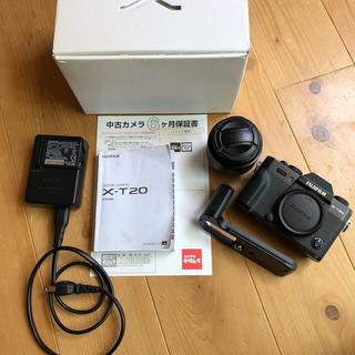 富士フイルム - FUJIFILM X-T20  単焦点レンズ XF35mmF1.4 R セッ