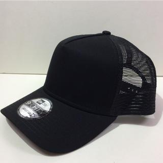 NEW ERA - NEW ERA CAP newera BLK トラッカーキャップ meshcap