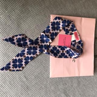 kate spade new york - ケイトスペード 新品 スカーフ スペード ハート クローバー