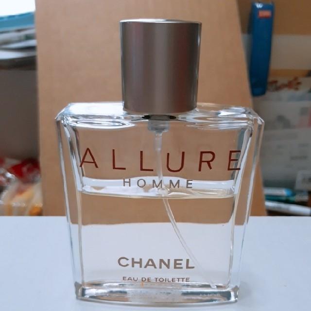 CHANEL(シャネル)のみこさん専用シャネル アリュール オム ALLURE HOMME 50ml コスメ/美容の香水(ユニセックス)の商品写真
