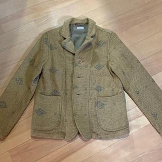 キャピタル(KAPITAL)のKAPITAL 西部毛布 ウールジャケット サイズ0(テーラードジャケット)