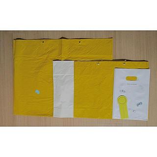 ミナペルホネン(mina perhonen)のミナペルホネン  ショッピングバッグセット(ショップ袋)