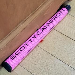 Scotty Cameron - スコッティキャメロン ミッドサイズ パターグリップ ピンク