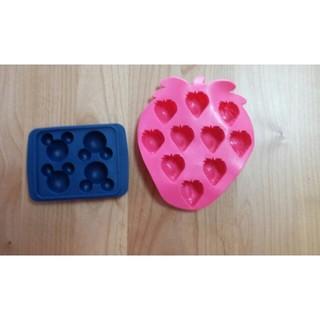 アフタヌーンティー(AfternoonTea)のシリコン製氷皿&おまけつき(調理道具/製菓道具)