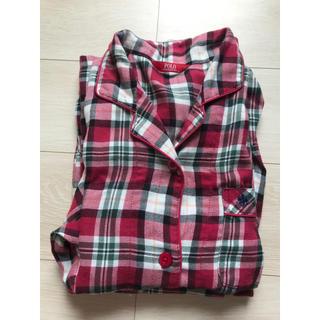 ポロラルフローレン(POLO RALPH LAUREN)のチェック  パジャマ 赤  ポロ(パジャマ)