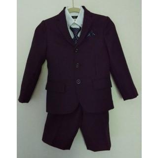 卒・入学式スーツ5点セット サイズ120