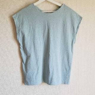 サマンサモスモス(SM2)のTシャツ ノースリーブ カットソー SM2(カットソー(半袖/袖なし))